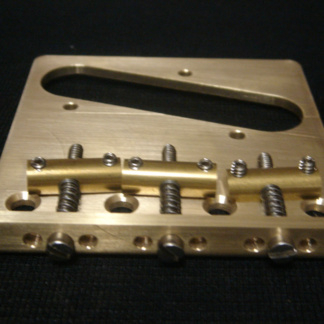 Guitar Bridge Plates & Saddles